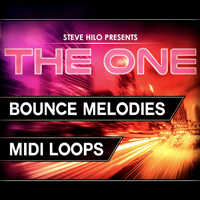 One: Bounce Melodies, The - Inspiring EDM melodies that will be the envy of producers around the world