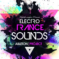 Electro Trance Sound - Ableton Project - Spice up your music ideas or create a new ones with this great Ableton template