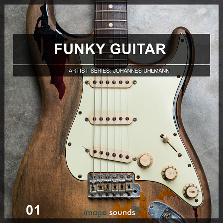 Funky Guitar 1 - Disco & House Edition - It's fresh, it's funky and it never gets old