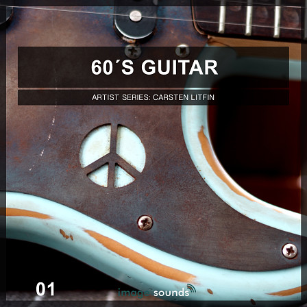 60's Guitar 1 - 60´s Guitar – Crunchy Riffs and Bluesy Top Line Melodies