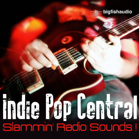 Indie Pop Central: Slammin' Radio Sounds product image