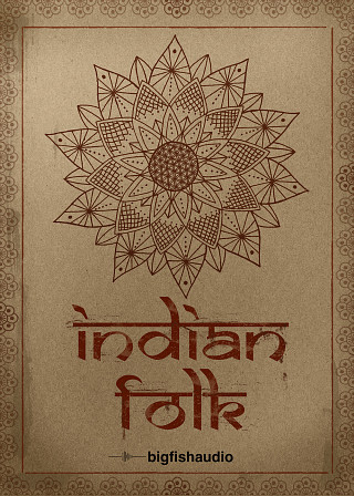 Indian Folk - Indian Folk melodic loops full of color and authenticity