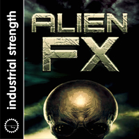 Alien FX - Over a gigabyte of rich soundscapes expertly crafted by Industrial Strength