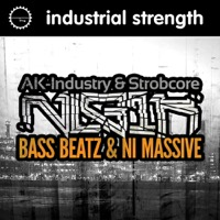 Nekrolog1k - Bass Beatz & NI Massive - A dynamic Hard DnB / Crossbreed toolbox spiked with serious Industrial edge