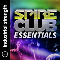 Spire Club Essentials - A searing set of modern club presets produced by Sounds Of Tomorrow