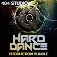 404 Studio Hard Dance Production Bundle - A complete production bundle for any modern electronic producer