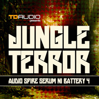 TD Audio Presents Jungle Terror product image