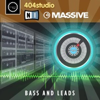 404 Studio: Bass & Leads product image