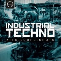 Industrial Techno - A hard electronic sample pack for modern producers