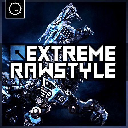 Extreme Rawstyle - An over the top sample collection