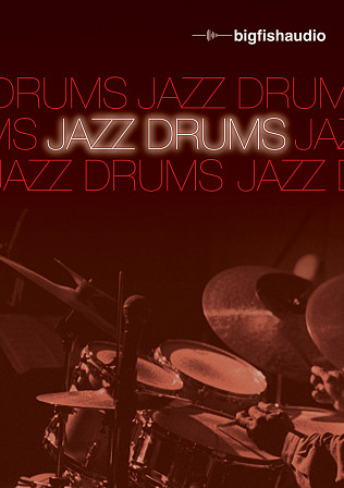 Jazz Drums - Authentic Jazz Drum Loops with all the swing you need
