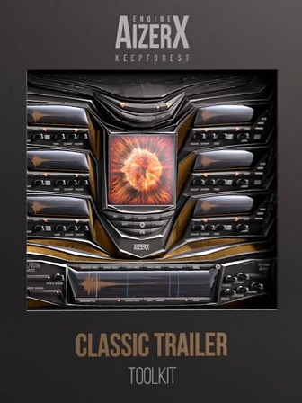 AizerX Classic Trailers Toolkit - A versatile tool for creating suspenseful pro-level sound effects