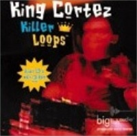 King Cortez - Rock, Funk, Latin, Jazz, etc. drumloops from drum legend Jody Cortez