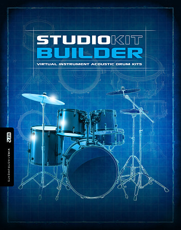 Studio Kit Builder - More Bang...Less Buck. A virtual instrument drum encyclopedia.