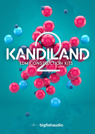 Kandiland 2: EDM Construction Kits - 20 more kits full of everything you loved about Kandiland