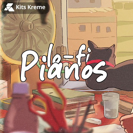 Lofi Pianos - There is no better medicine to clear your mind than calm lofi piano melodies!