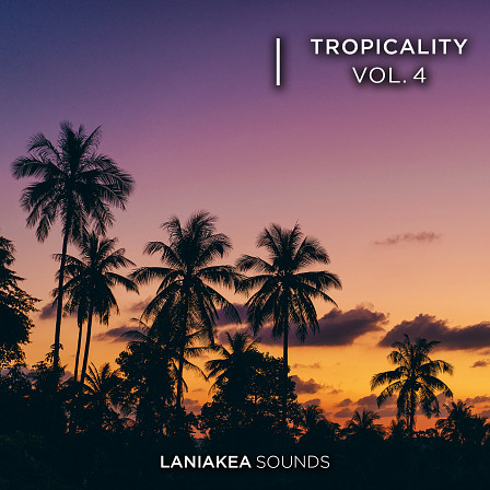 Tropicality 4 - Juicy beats, wild and crumbly sound effects, honeyed mallets at your fingertips