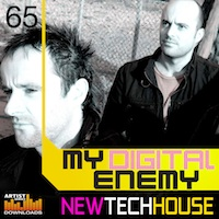 My Digital Enemy - New Tech House product image