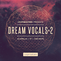 Dream Vocals Vol.2 product image