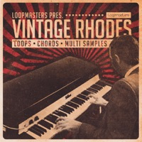 Vintage Rhodes - The ultimate collection of Electric Piano Loops ready for your productions