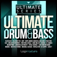 Ultimate Drum & Bass - A fully-loaded collection of heavyweight Drum and Bass samples