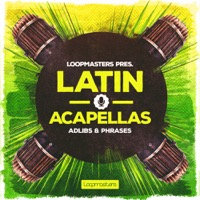 Latin Acapellas product image