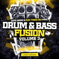 Dope Ammo & Run Tingz Cru - Drum & Bass Fusion Vol.3 product image