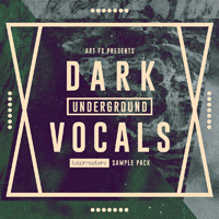 Dark Underground Vocals product image