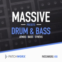 Drum & Bass - Massive Presets product image