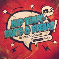Featurecast Presents Mid Tempo Beats & Breaks 2 product image
