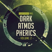 Dark Atmospherics Vol 2 - A brutal collection of killer sonic mutations, cuts and textures