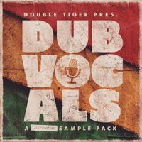Double Tiger Presents - Dub Vocals product image