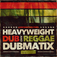 Dubmatix Presents - Heavyweight Dub & Reggae product image
