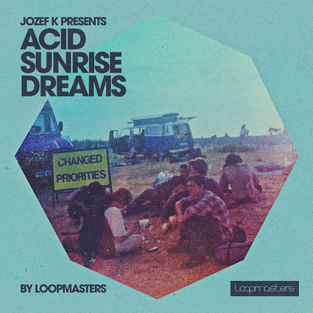 Acid Sunrise Dreams - A steady, intoxicating and rave ready collection of serious dawn Acid