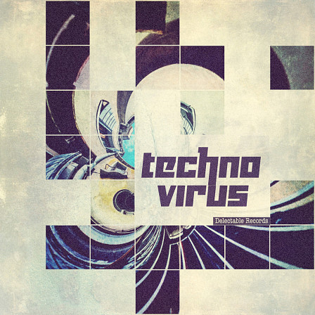 Techno Virus - Professionally created sounds to fill your modern techno needs