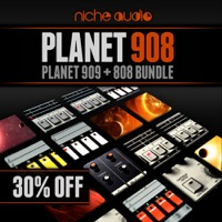 Planet 908 Bundle - A bundle of Beat Machines TR909 and Planet 808