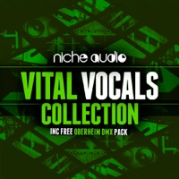 Vital Vocals Collection - An exceptionally useful collection of one shot vocal hits