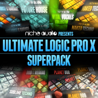 Ultimate Logic Pro X Superpack