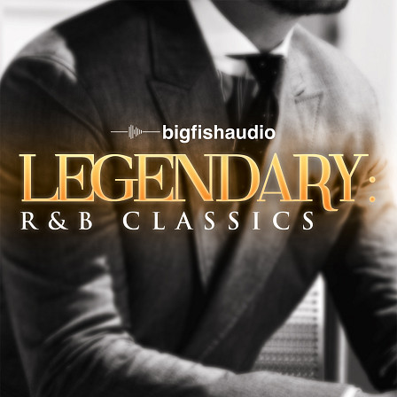 Legendary: R&B Classics - 16 construction kits totaling nearly 2GB of classic R&B