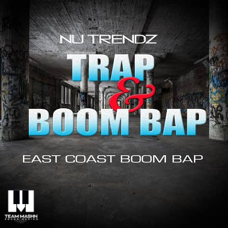 Nu Trendz Trap & Boom Bap - The ultimate Hip Hop blend of Boom Bap and Trap!