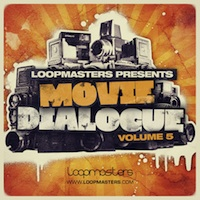 Movie Dialogue Vol 5 - Grab some inspiring vocal samples for your next production