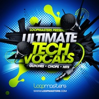 Ultimate Tech Vocals product image