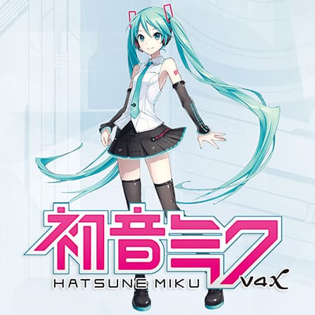 Hatsune Miku V4X Bundle - Hatsune Miku V4X Vocaloid Voice Synthesizer