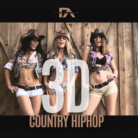 3D Country Hip Hop - The perfect blend of hip hop and country
