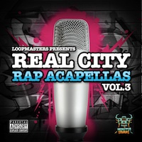Real City Rap Acapellas Vol 3