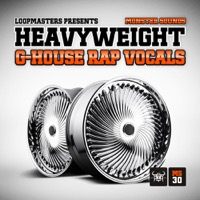 Heavyweight G-House Rap Vocals - U.S. Rap acapellas fused them with the Deepest Jacking bass house tracks