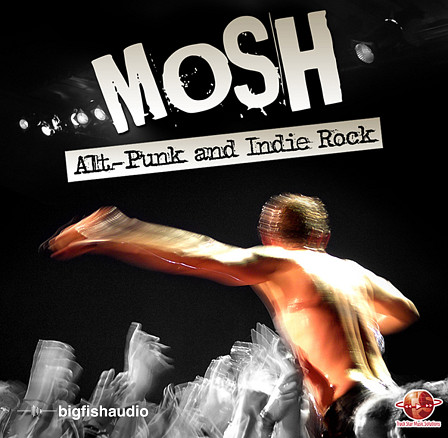 Mosh - 13 Slammin Alt-Punk and Indie Rock Construction Kits