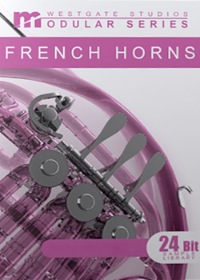 French Horns Modular Series - Comprehensive French Horn library with state-of-the-art programming
