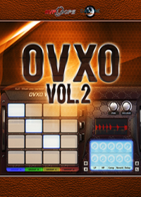 OVXO Vol.2 - All the tools to create best-of-the-best hip hop tracks