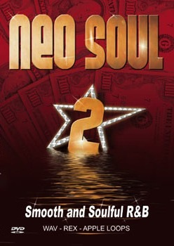 Neo Soul 2 - New millennium Hip Hop, Jazz and R&B construction kits